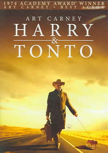 HARRY AND TONTO BY CARNEY,ART (DVD)